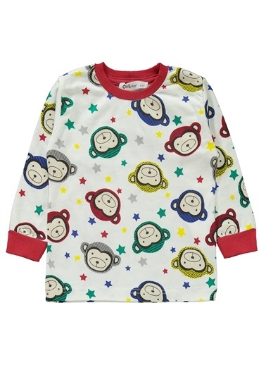 Civil Boys Civil Boys Erkek Çocuk Pijama Takımı 2-5 Yaş Yeşil Civil Boys Erkek Çocuk Pijama Takımı 2-5 Yaş Yeşil Kırmızı